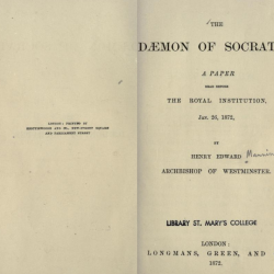 Daemon of Socrates